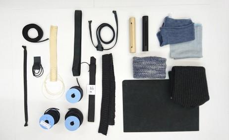 Leather Bag 080_piezas