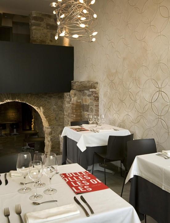 Les Olles_restaurante