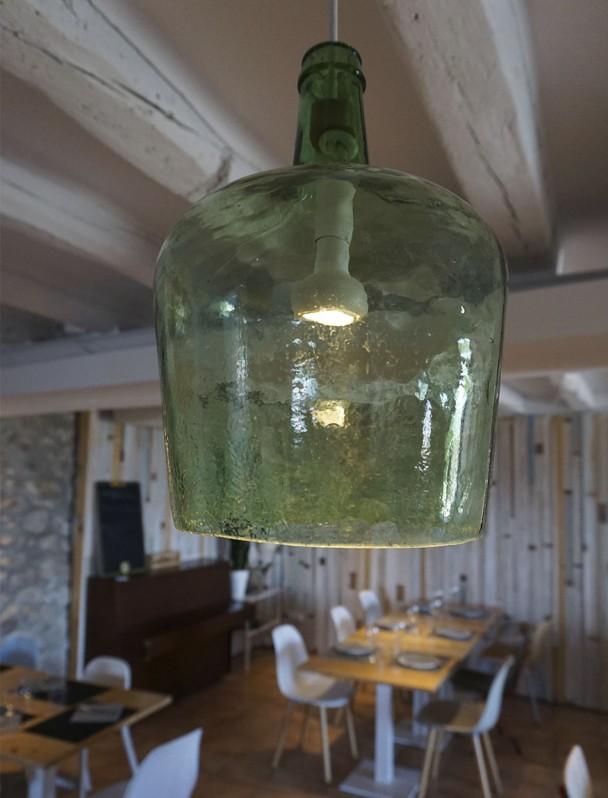 La Tossa restaurante_iluminación