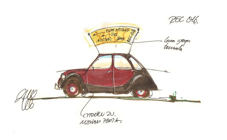 coche instalacion 01 lab-dibujo