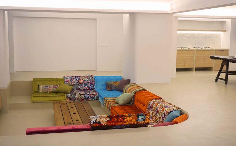XS House espacio salón