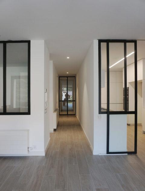 Casa MP_diseño espacio interior-hall