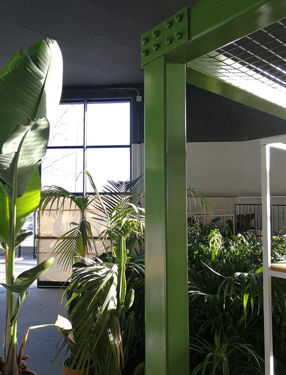 El Silu_garden bar diseño