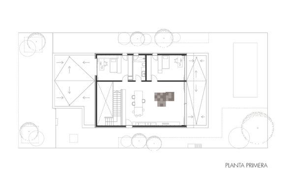 Casa MM planta primera