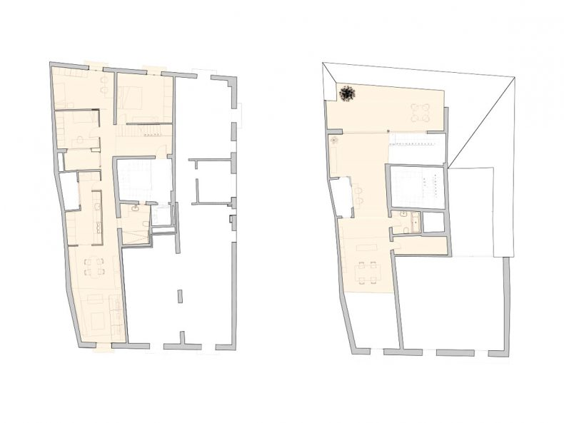 Casa RL_distribución espacios