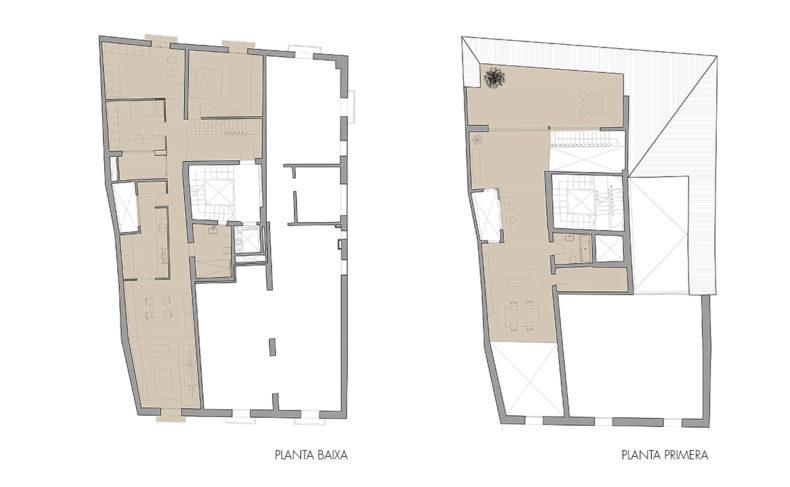 Casa RL_plantas_diseño de espacios