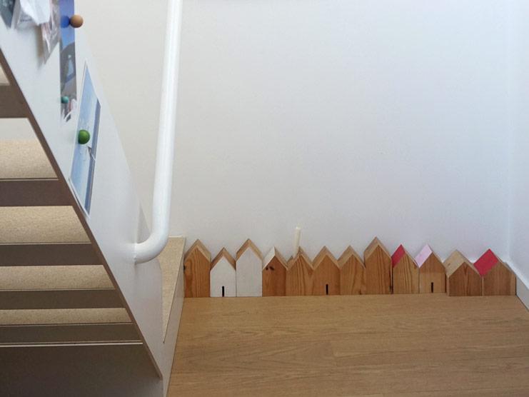 Casa RL_diseño zona escaleras