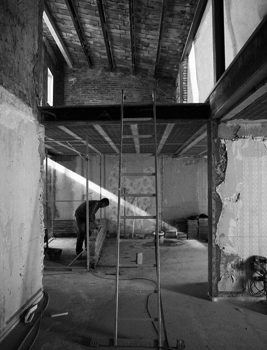 Casa RL_en construcción_doble espacio